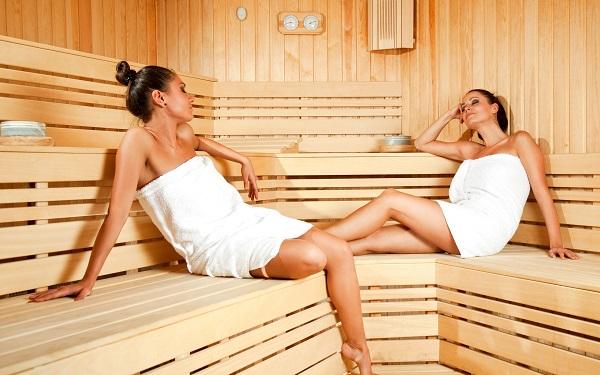 Польза сауны против стресса