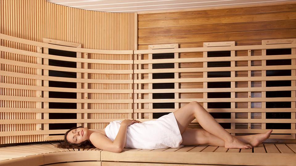 într-o saună cu varicoză accesorii din nave varicoase